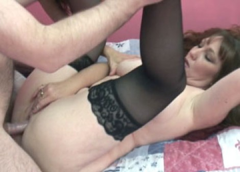 Sammi & Brooke's swinging threesome